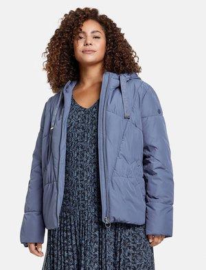 MIT KAPUZE - Winter jacket - slate blue