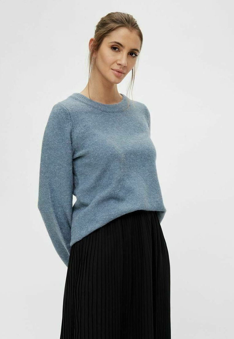 Object - Pullover - blue mirage