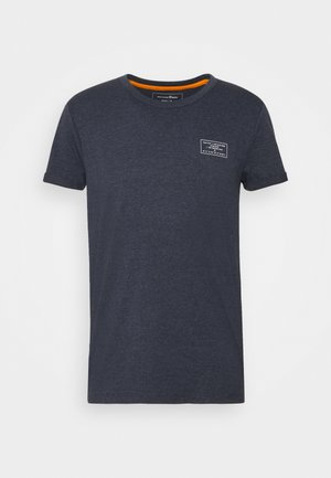T-shirt con stampa - sky captain blue