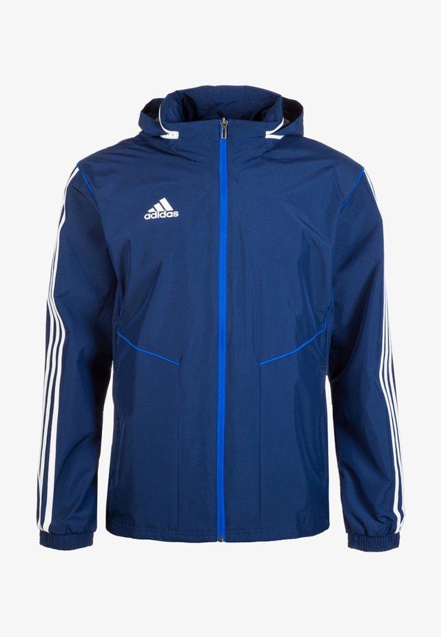 TIRO - Waterproof jacket - dark blue