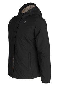 K-Way - MARMOTTA - Winter jacket - black  pure - 1