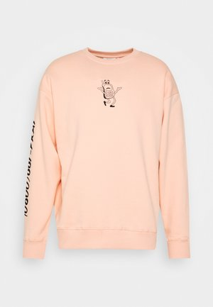 SOCIAL MEDIA LONG SLEEVE UNISEX - Sweatshirt - pink