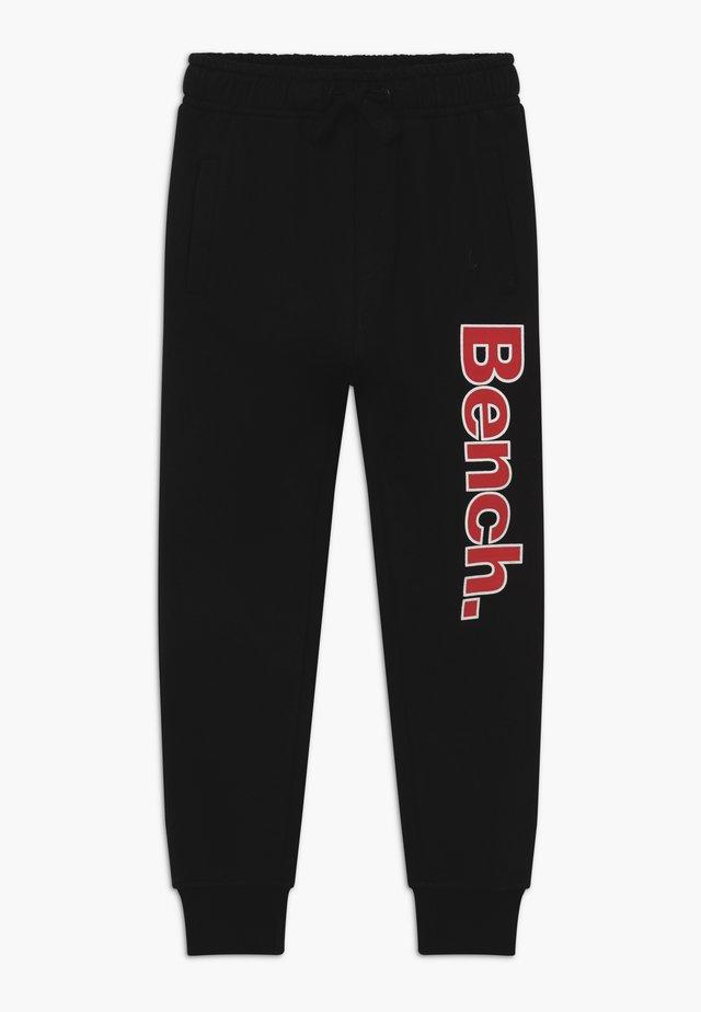 FEDERER - Pantalon de survêtement - black