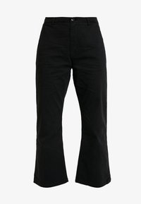 EIRIA - Bootcut jeans - black