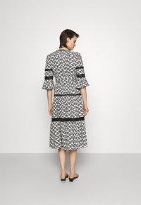 Diane von Furstenberg - JULIA DRESS - Day dress - black - 2