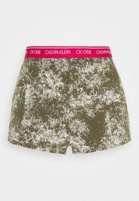 Calvin Klein Underwear - ONE LOUNGE BOOTY  - Pyjama bottoms - muted pine bleach - 4
