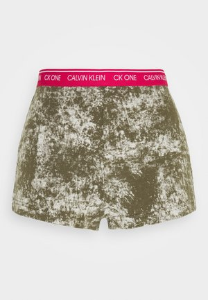 ONE LOUNGE BOOTY  - Pyjama bottoms - muted pine bleach