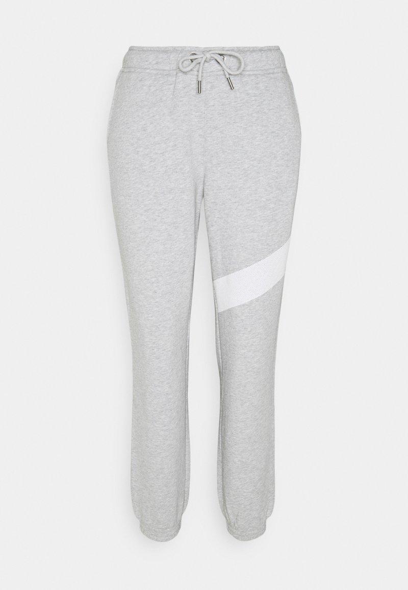 Björn Borg - MEGHAN PANTS - Teplákové kalhoty - light grey melange