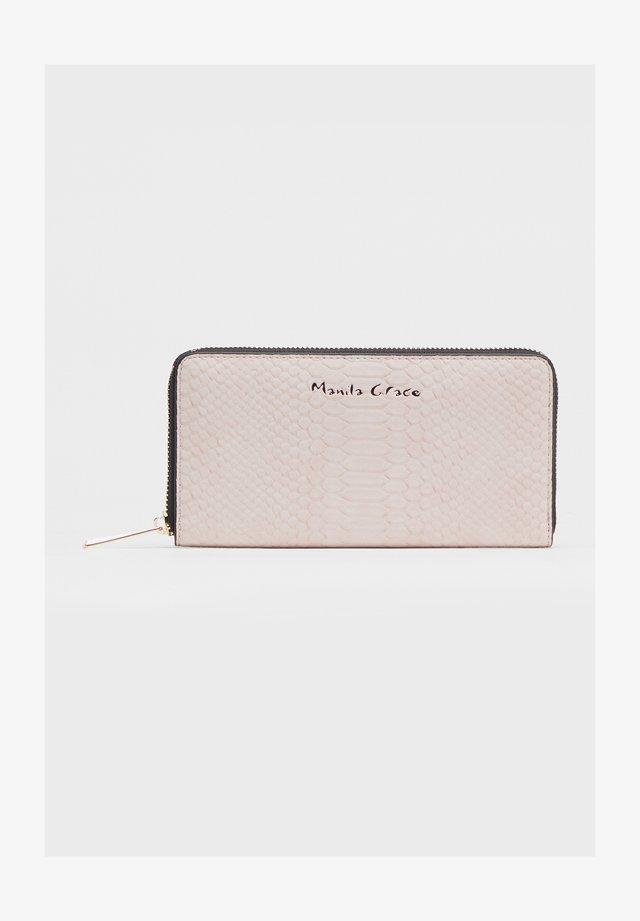 Wallet - cipria