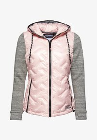 Superdry - Light jacket - pink - 3