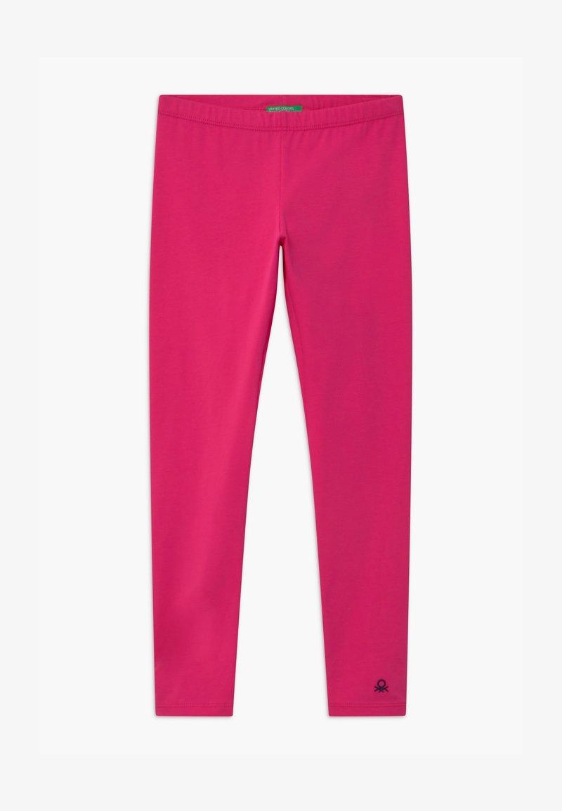 Benetton - EUROPE GIRL - Legíny - pink