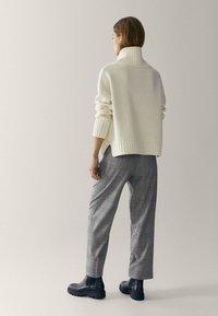 Massimo Dutti - Pantalon classique - blue - 2