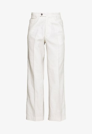 GREENLEAF TROUSERS - Trousers - white