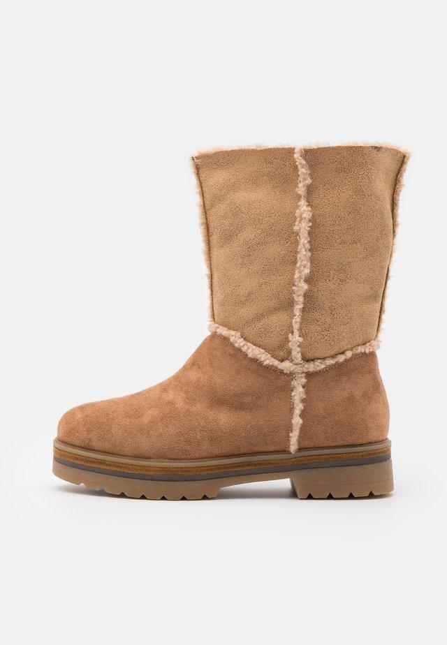 Støvler - beige