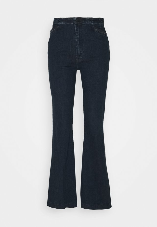 DARTED HIGH RISE TROUSER - Jean flare - civility