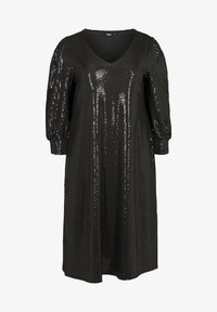 Zizzi - Cocktail dress / Party dress - black - 1