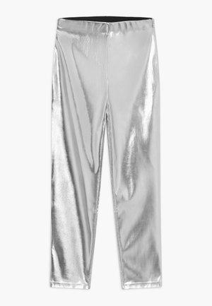 Tygbyxor - silver