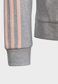 adidas Performance - STRIPES FULL-ZIP HOODIE - Felpa aperta - grey - 5