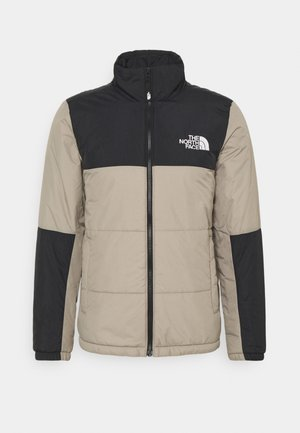 GOSEI PUFFER JACKET - Light jacket - mineral grey