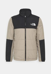 GOSEI PUFFER JACKET - Light jacket - mineral grey