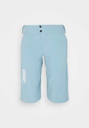 ESSENTIAL SHORTS - kurze Sporthose - light basalt blue