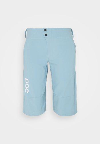 ESSENTIAL SHORTS - Pantaloncini sportivi - light basalt blue