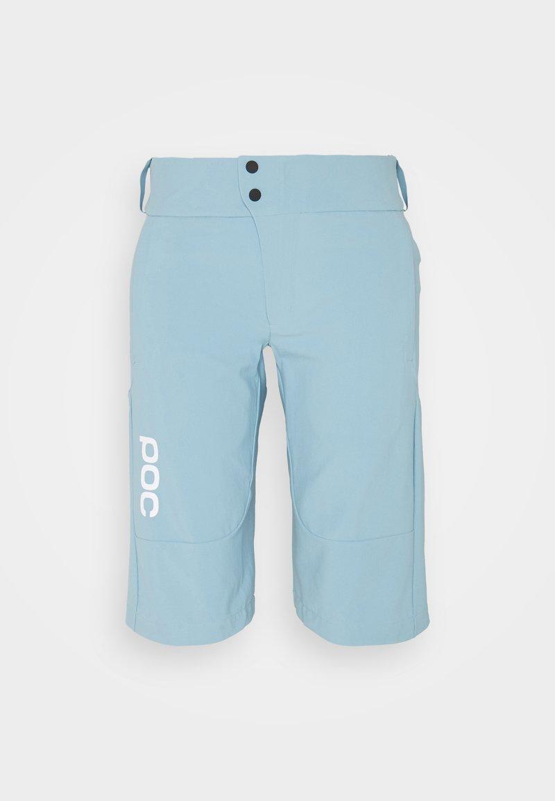 POC - ESSENTIAL SHORTS - Sportovní kraťasy - light basalt blue