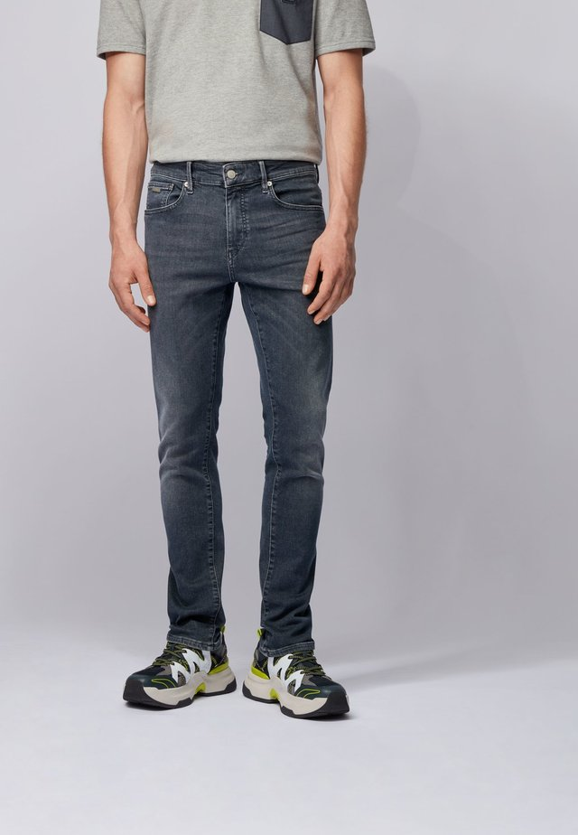 CHARLESTON - Jeans Slim Fit - anthracite