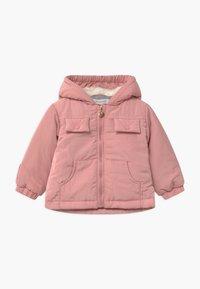 Staccato - Winter jacket - dark rose - 2