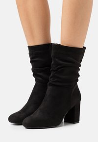 New Look - EXISTANCE - Classic ankle boots - black - 0