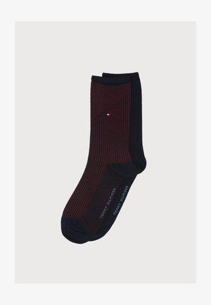 WOMEN SEASONAL SOCK 2 PACK - Socks - navy