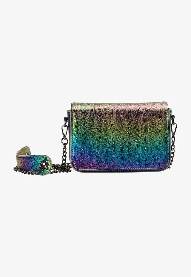 Across body bag - multicolor