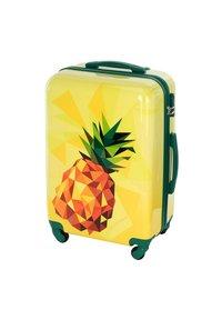 Wittchen - Wheeled suitcase - gelb - 3