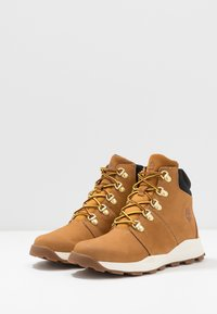 Timberland - BROOKLYN HIKER - Sneaker high - wheat - 3