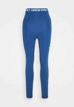 7/8 HI RISE - Leggings - court blue/white