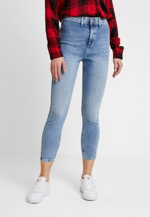 KAIA LESLEY - Jeans Skinny - light auth