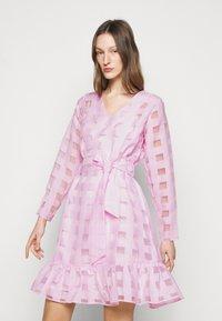 CECILIE copenhagen - DRESS - Day dress - violette - 0