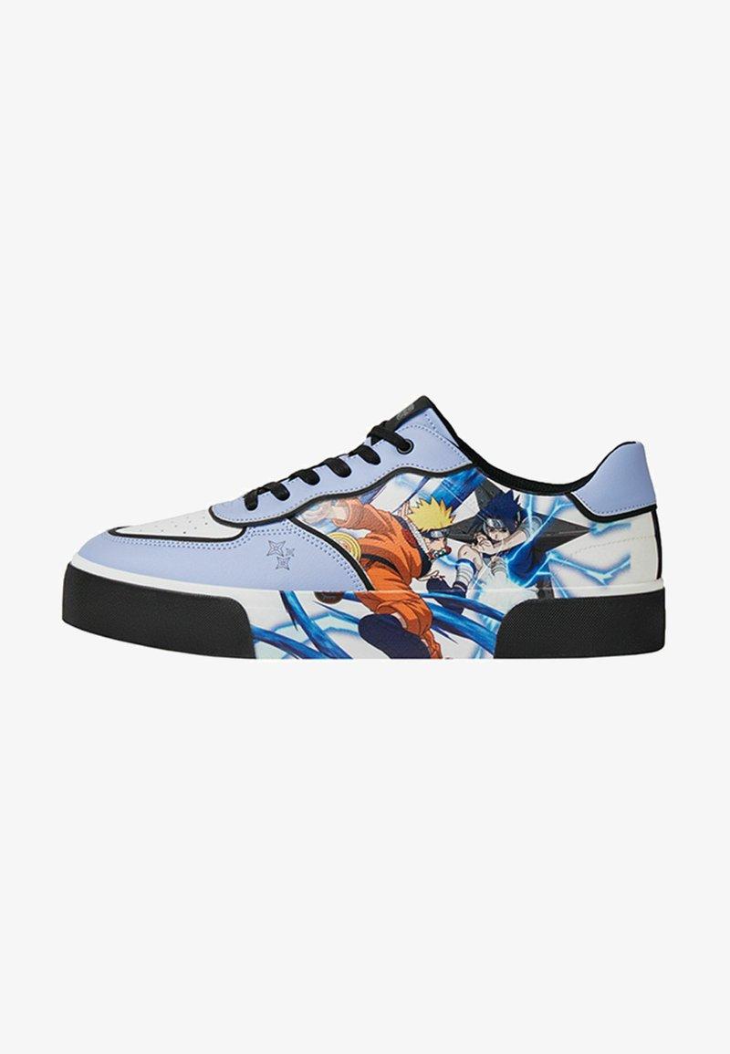 Bershka - NARUTO - Sneakers - multi-coloured