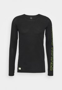 TEMPLE TECH - Undershirt - black