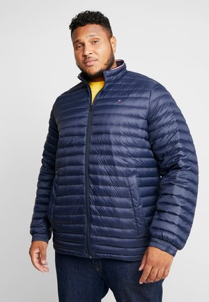 PACKABLE JACKET - Dunjacka - blue