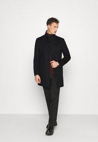 Strellson - NEW - Classic coat - black - 1