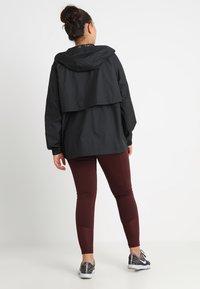 Nike Sportswear - Tunn jacka - black/white - 2