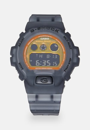 SKELETON - Digital watch - grey