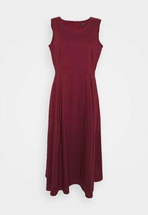 DRESS LONG - Koktejlové šaty/ šaty na párty - dark cherry