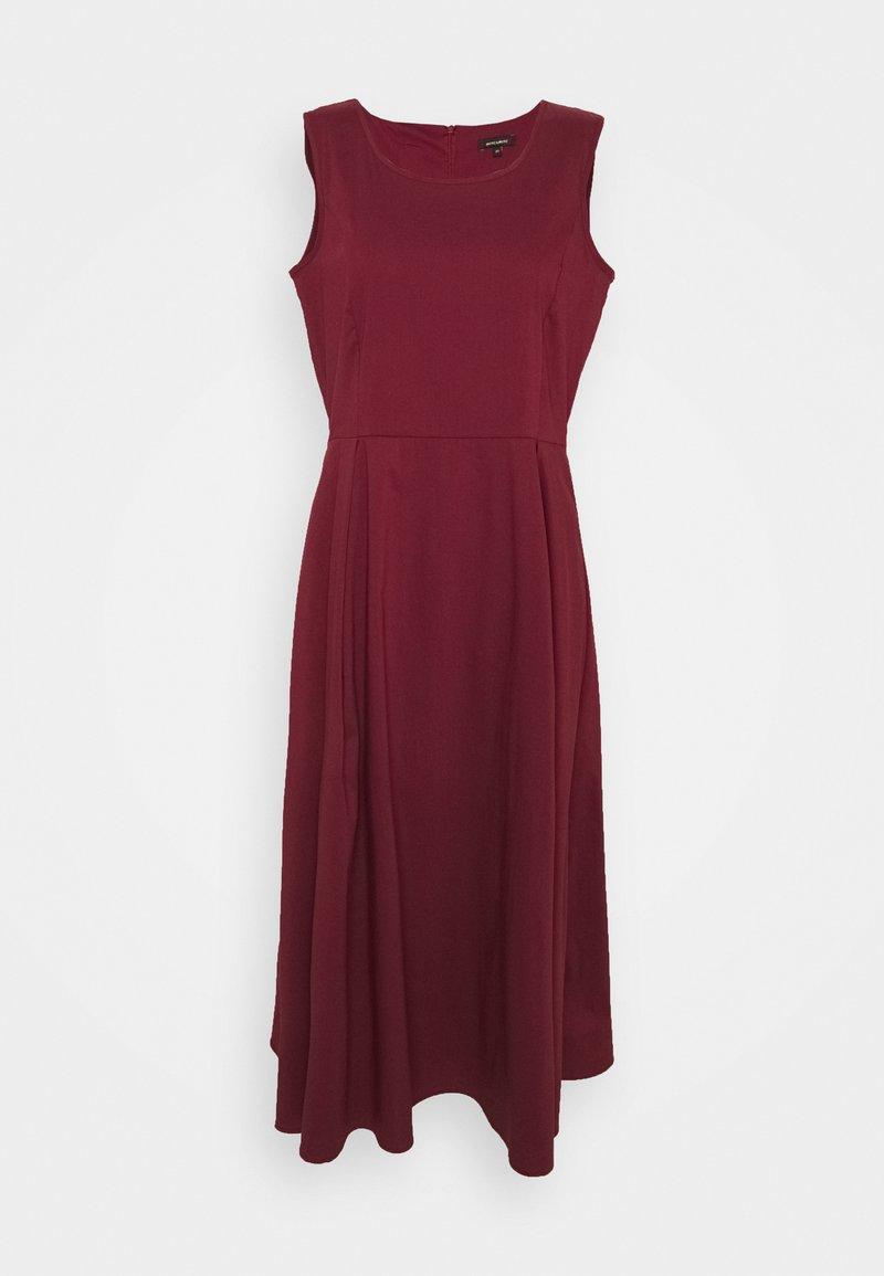More & More - DRESS LONG - Cocktail dress / Party dress - dark cherry