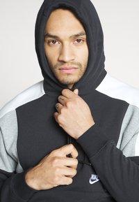 Nike Sportswear - Felpa con cappuccio - black - 3