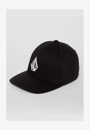 STONE RECYCLED XFIT - Cap - black