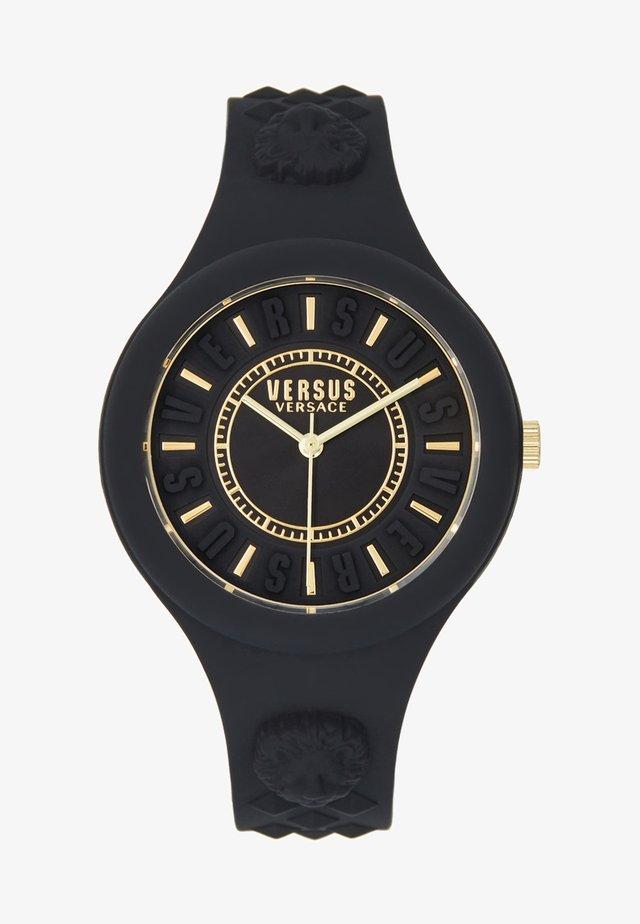 FIRE ISLAND - Uhr - black