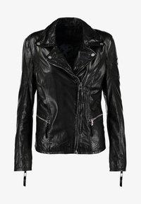 NAHLA  - Leather jacket - black