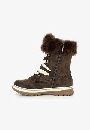 Bottes de neige - marron